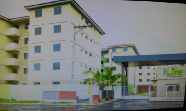 90 mil reais ap. super life em Castanhal aceita financiamento pelo Banco Brasil