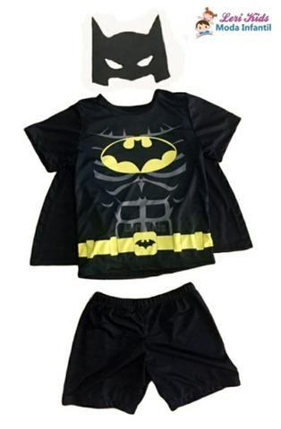 Fantasia Infantil Batman Carnaval