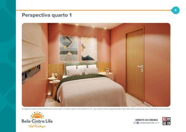 Condomínio bela cintra life, apto de 2 quartos