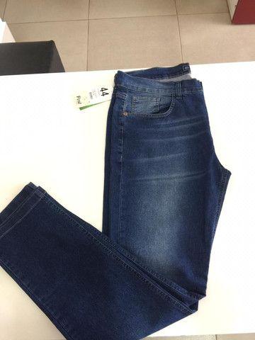 Calças Jeans Tamanho 44 - Foto 4