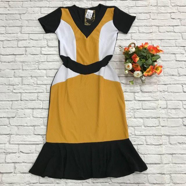 Vestidos Moda Evangélica, Moda Cristã, Social - Foto 5