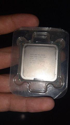 Processador pentium novo