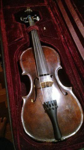 Violino antigo barroco