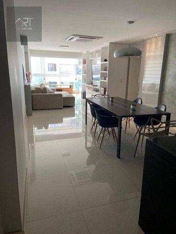 DF - Lindo 4 quartos com 2 suítes, lazer na cobertura em Itapuã! - Foto 7