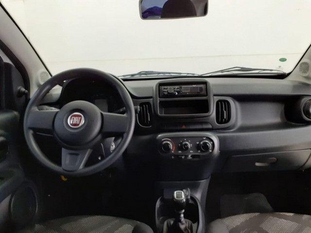 Fiat Mobi 2020 1.0 Completo + Ipva 2020 Grátis - Foto 5