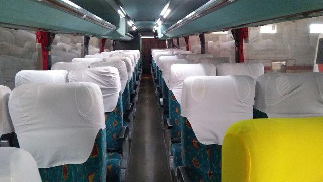 Vendo Ônibus irizar 2000/2000 46 lugares skania 124 ar condicionado executivo - Foto 11