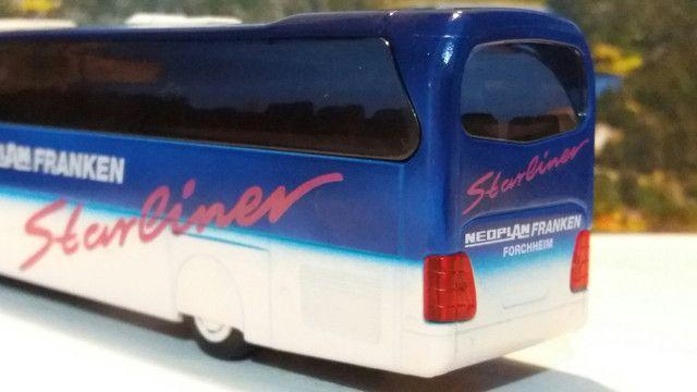 Miniatura de ônibus - Foto 5