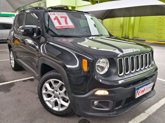 JEEP RENEGADE LONGITUDE +TETO