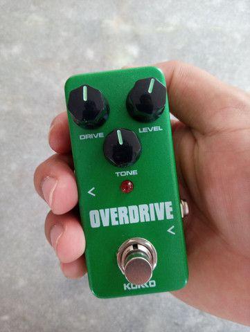 Overdrive zero na caixa - Foto 6