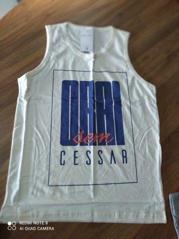 Camisas regatas - Foto 6