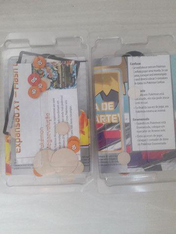 dois baralhos (deck) de pokémon - Foto 2