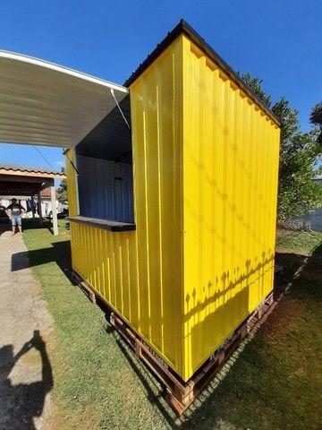 Container Desmontável para lanchonete - Foto 4