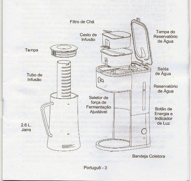 Máquina de chá gelado Iced Tea Maker 127v WestBend - Foto 5