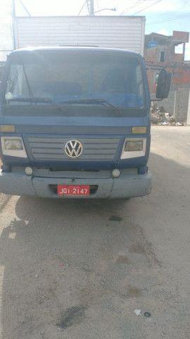 Vende-se caminhão Volkswagen cumis - Foto 2