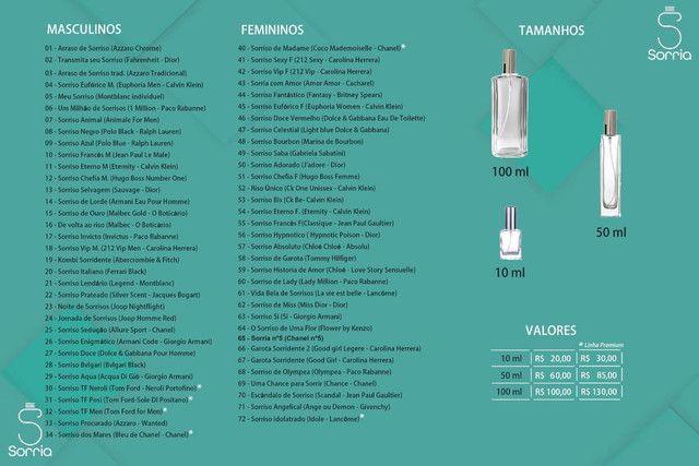 Perfumes diversos tamanhos a partir de R$20,00 - Foto 5
