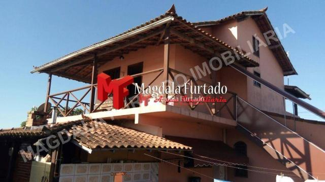 Casa à venda, 180 m² por R$ 550.000,00 - Unamar - Cabo Frio/RJ