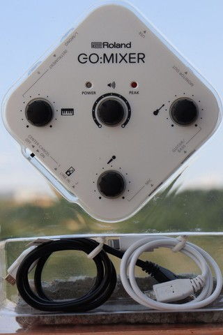 Go mixer Roland