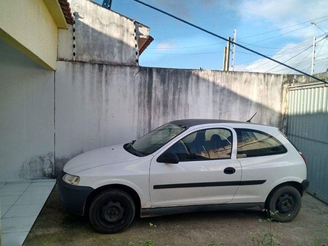 Celta 2003, extra. R$ 11.000