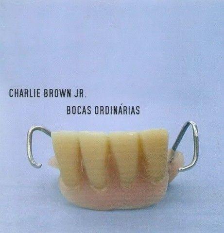 CD Original Charlie Brown Jr