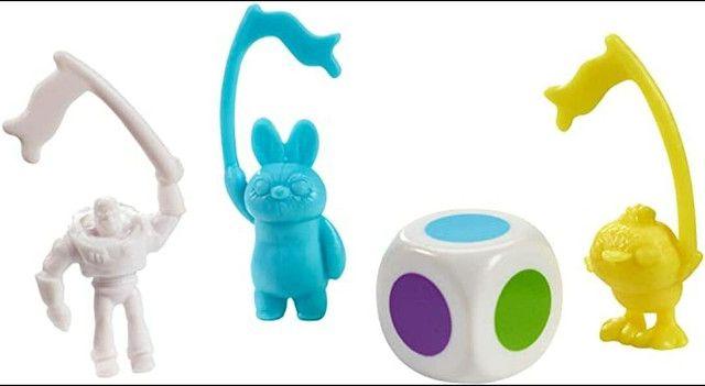 Jogo Macacos Loucos Disney Pixar Toy Story 4 Mattel 100% Original Novo Lacrado! - Foto 4