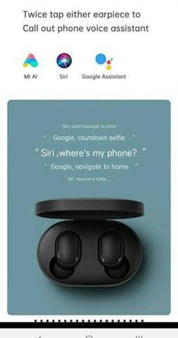 Fone De Ouvido bluetooth Xiaomi Redmi Airdots   - Foto 2