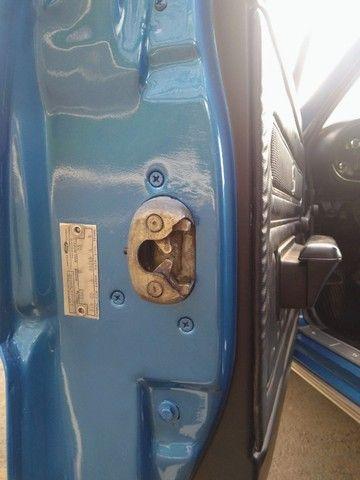 Ford Maverick 4 Portas Azul 1975 Original, 3º Dono, Raridade - Foto 8