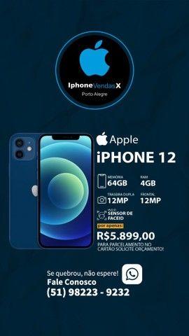 iPhone 12 64gb NOVO