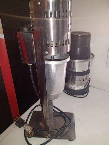 Batedeira de milk sheik e espremedor de suco - Foto 6