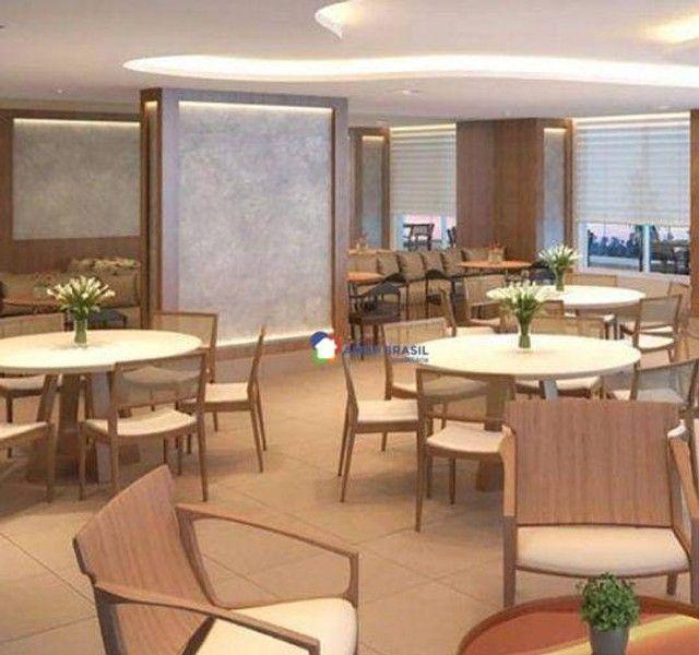 Apartamento com 3 dormitórios à venda, 125 m² por R$ 910.000,00 - Setor Marista - Goiânia/ - Foto 4