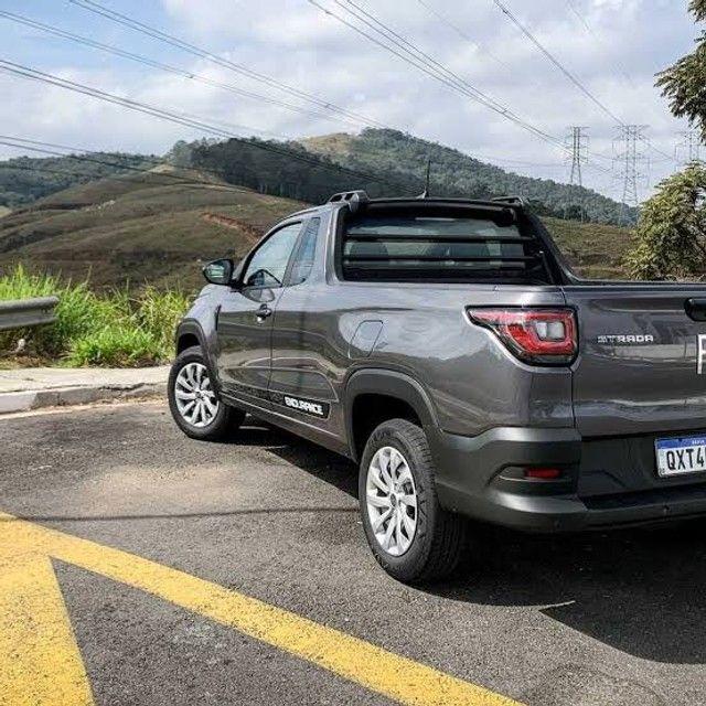 Fiat strada endurance 1.4 flex 8V cabine simples plus 2021