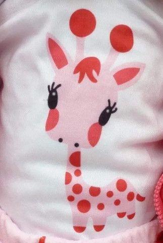Bebe Boneca Baby Reborn Barato Grande Realista Completa Valentina - Foto 6