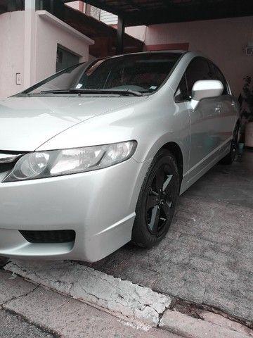 Honda Civic 1.8 LXS 16V Flex 4P Automático - Foto 16