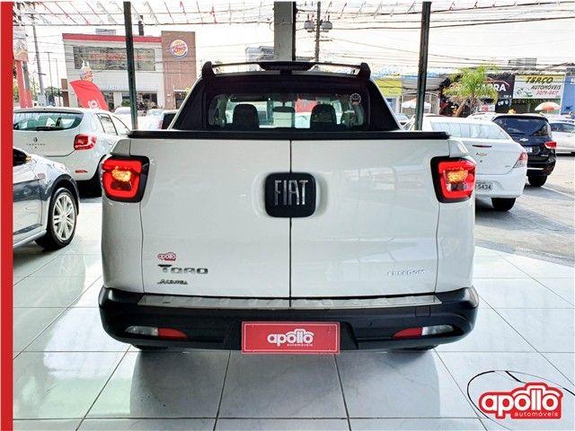 Fiat Toro 2018 2.0 16v turbo diesel freedom 4wd manual - Foto 5