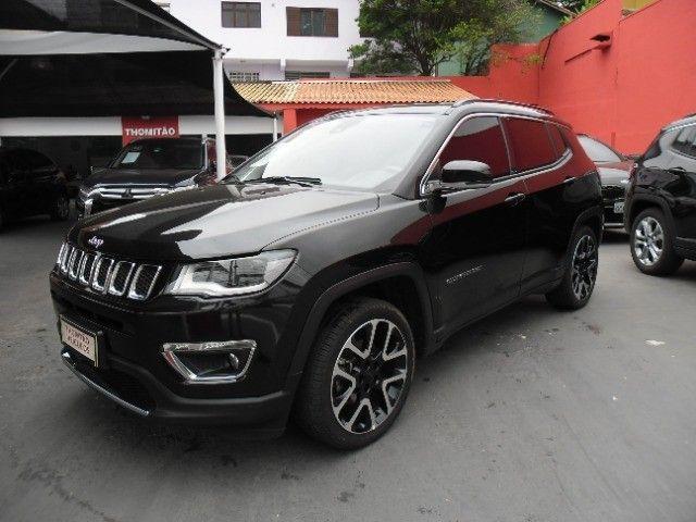 Jeep Compass Limited 2.0 Flex Aut. 2019