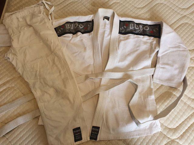 Kimono jiu-jitsu Budo