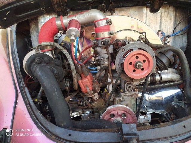 Fusca 1979. Turbo. Máquina - Foto 18