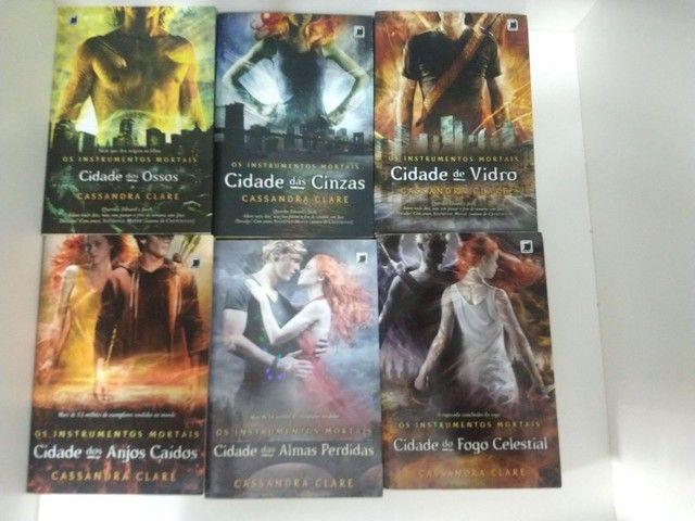 Livros diversos (novos e usados) - Foto 4