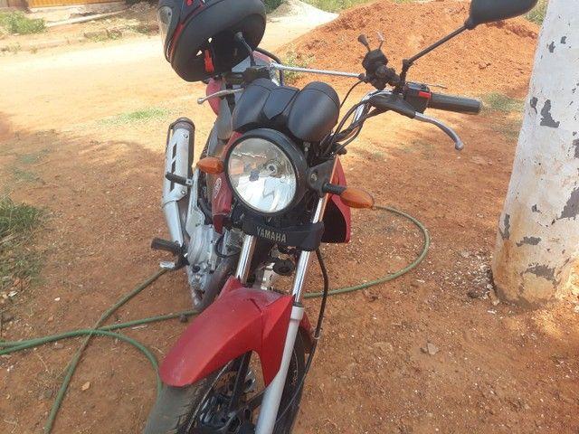 Vendo moto Yamaha facto 125,  2011, documentos em dias - Foto 2
