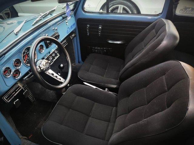 Fusca 1961 com Ar condicionado Motor 1700 - Foto 5