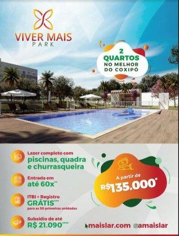 Apartamento para venda com 40 metros quadrados com 2 quartos em Jardim das Palmeiras - Cui - Foto 5