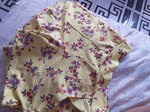 Vendo lote de roupas novas e semi novas  - Foto 5