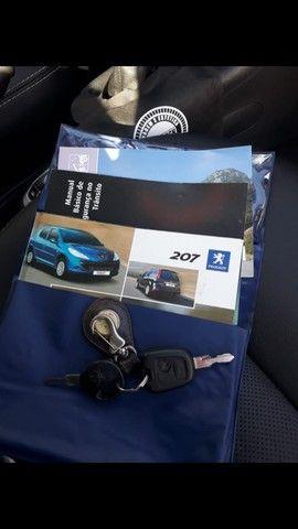 Peugeot 207 ano 2011 - Foto 16