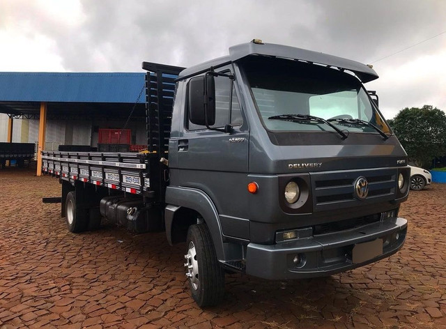 VW 10.160 DELIVERY #PARCELO