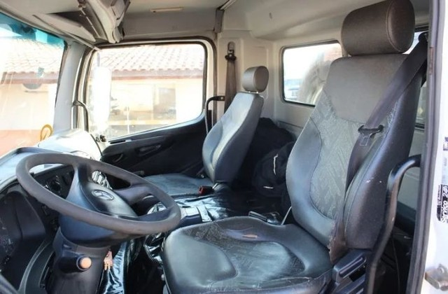 Caminhão MB 3131 6×4 Caçamba Basculante - Foto 8