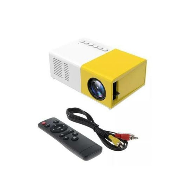 Mini Projetor portátil led Yg300 Hdmi TV USB Cinema de Vídeo<br><br>
