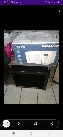Micro-ondas Panasonic novo  - Foto 2