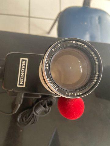 Antiga filmadora magnon - Foto 5