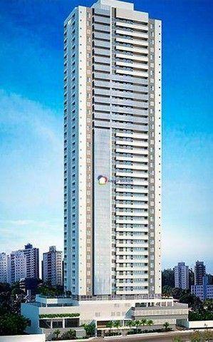 Apartamento com 3 dormitórios à venda, 125 m² por R$ 910.000,00 - Setor Marista - Goiânia/ - Foto 3