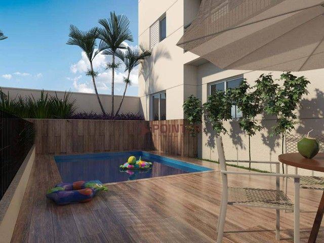 Apartamento com 2 dormitórios à venda, 61 m² por R$ 291.701,76 - Aeroviário - Goiânia/GO - Foto 18
