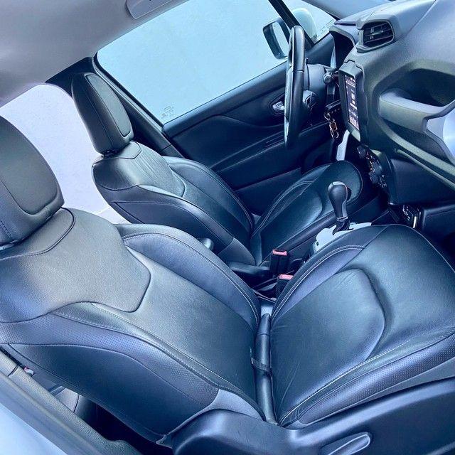 JEEP RENEGADE 2019 / 2019 AUTOMATICO 1.8 FLEX LONGITUDE 4x2 IMPECAVEL DA BLITZ CAR  - Foto 8